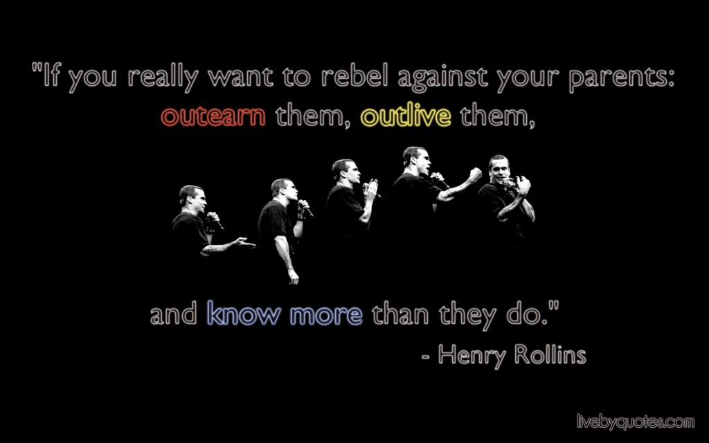 henry rollins quote,